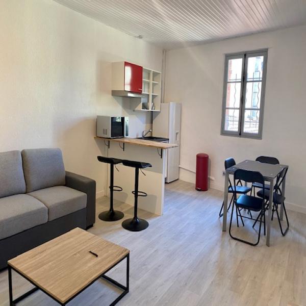 Offres de location Appartement Toulouse 31200